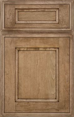 Medallion CALISTOGA REVERSE RAISED PANEL . Like Cherry Espresso & Medallion Cabinets | Potteru0027s Mill Flat Panel Like the stain for ... pezcame.com