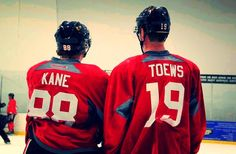 Reunited. #Blackhawks #OneGoal