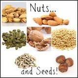 Snack on nuts and seeds between meals to help weight loss! Healthy Diet Tips, Healthy Eating, Ottolenghi Recipes, Low Fat Diets, 200 Calories, Dog Food Recipes, Nutrition, Snacks, Banting