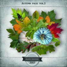 Autumn elements vol.2 EXCLUSIVE by Graphic Creations