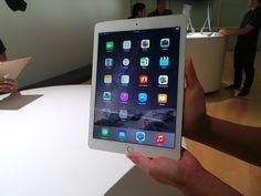 Apple finally unveils #iPadAir2, #iPadMini 3, #iMac and OS X Yosemite - See more at: http://www.latesttoptechnews.com/2014/10/apple-finally-unveils-ipad-air-2-ipad.html#sthash.Chv1J7qk.dpuf