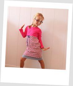 simpel patroon meisjes jurk tricot - Google zoeken