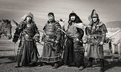 MOngolian warriors Tibet, Chinese Armor, Genghis Khan, Old Photography, Knight Armor, Arm Armor, Asian History, Military Equipment, Central Asia