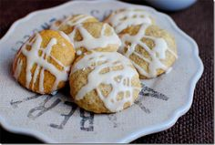 Brown Butter Banana Bread Cookies- made these tonight....delish