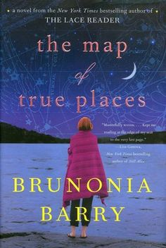 The Map of True Places by Brunonia Barry: Boston psychotherapist Zee Finch faces emotional chaos after the suicide of one of her patients and travels home to Salem for a visit, where she unexpectedly finds herself assisting her father, who suffers from Parkinson's disease.