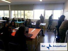 """Il liceo """"da Vinci"""" protagonista su Rai Scuola: oggi in onda sul canale 146"""