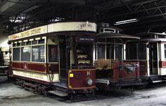 Double-decker trolley car, trucks, buses part of massive Detroit equipment auction | Crain's Detroit Business