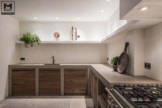 Keuken Betonstuc