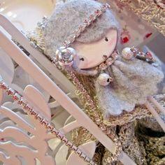 colgante muñeca lolita