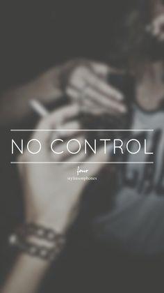 No Control • Four Lockscreen — ctto: @stylinsonphones
