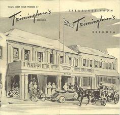Trimingham's Store on Front Street Tourism