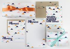 personal stationery and paper goods + a giveaway! | Lupa & Pepi on Oh Lovely Day