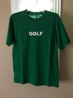 6ce9621f0913d0 Golf Wang Golf Wang Green Shirt Size US M   EU 48-50   2