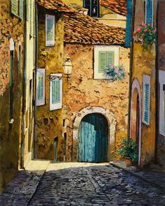 Arta-Mallorca Painting  - Arta-Mallorca Fine Art Print