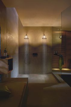 DOUCHE | DAVID B Showroom Paris