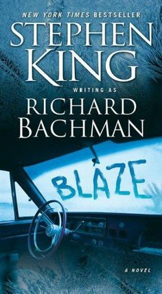 Once upon a time, a fellow named Richard Bachman wrote Blaze on an Olivetti typewriter, then turned the machine over to Stephen King, who used it to write Carrie . Bachman died in 1985 ( cancer of the