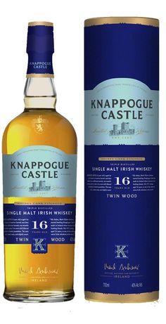 Knappogue Castle 16 ans 70cl 40°
