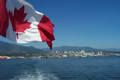 Canada is the second largest country in the world, it measures 3,855,103 square miles coming second to Russia.