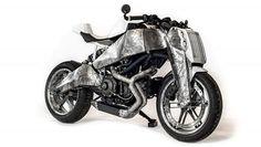 En 2010 Magpul Industries debutó con el concepto de Ronin una moto única que comenzó como Buell 1125R. El nombre proviene de la palabra japonesa para un samurai que ha perdido a su maestro y alude a la suspensión de Harley-Davidson de la marca Buell en 2009. #Ronin #moto #motocicleta #samurai #japón #Buell  via ROBB REPORT MEXICO MAGAZINE OFFICIAL INSTAGRAM - Luxury  Lifestyle  Style  Travel  Tech  Gadgets  Jewelry  Cars  Aviation  Entertainment  Boating  Yachts