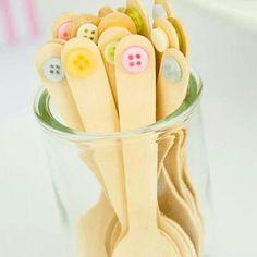 16 Melhores Imagens De Colher De Madeira Wooden Spoons Cutlery E