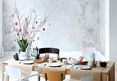 Tisch 1: Skandinavisch lässig zum Brunch