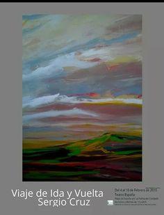 landscape, 130x 90 cms 2015 acrilic/ hood