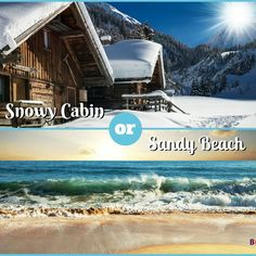 "If you had a choice, where would you like to go for a Christmas vacation: a snowy cabin or sandy beach? ************************************************ www.HomeDecorPhysician.com  ""Your Stress Free Cure To Decorating Disorders""  Call NOW to Start Your Diagnosis  >>> 804-551-9043  P.O. Box 28915 Richmond, VA 23228  #home #design #interiordesign #homedecor #homeimprovement #homedecorphysician #DrJess #JessicaHornedo #CustomDraperies #InteriorDecorator #HomeDesignTips #HomeBeautification…"