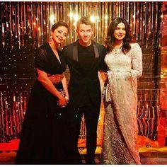 Inside The Grand Reception Bash Of Priyanka Chopra And Nick Jonas In Mumbai - HungryBoo