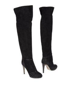 Sergio rossi Damen - Schuhe - Stiefel mit absatz Sergio rossi auf YOOX