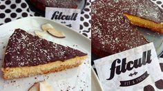 Bounty tyčinky jsme tu už měli.. A což takhle fit bounty dort? Potěší tě skvělou chutí, dostatkem bílkovin a nižším obsahem sacharidů.