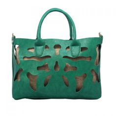 Wholesale Graceful Engraving and PU Leather Design Women's Tote Bag Only $14.12 Drop Shipping | TrendsGal.com