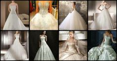 Dresses to make you feel like a princess on your wedding