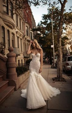 Gorgeous New Berta Wedding Dress Collection, Fall 2017
