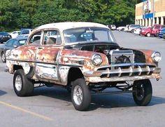 1954 Chevy - Gasser!