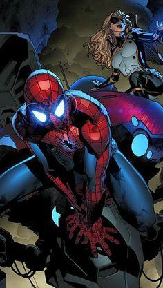 Spider-Man by Stuart Immonen and Marte Gracia