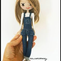 #tbt #amigirumilove #amigirumidoll #handmadedoll #doll