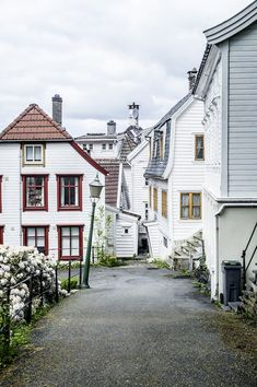 Why you need to travel to Bergen, Norway.