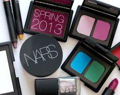 NARS spring 2013 makeup collection