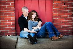 beautiful engagement photography rochester mi
