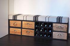Immagini strepitose di casse di vino cork art wine cork