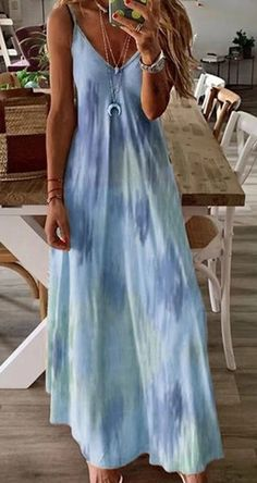 Tie Dye Skirt, Dress Skirt, Dress Up, Best Summer Dresses, Summer Outfits, Comfy Dresses, Blue Dresses, Cool Outfits, Fashion Outfits