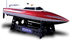 fast and sleek boats | Details about Fast RC Racing Mini High Speed Boat Radio Remote Control ...