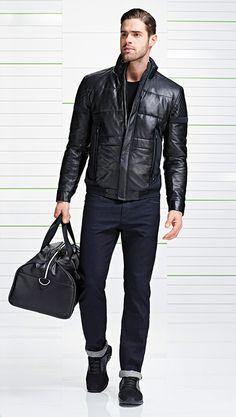 Menswear Herbst/Winter 2015 Kollektion Boss GREEN