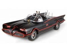 The Hot Wheels 1/24 Classic TV Series Batmobile is a superbly detailed diecast car in the Hot Wheels Heritage Collection. Discounts on all Hot Wheels products at Wonderland Models.