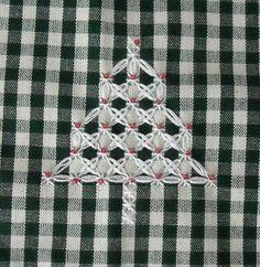 Blog di ricamo, punto croce, broderie suisse, maglia, cucito e tutto ciò che è creativo.