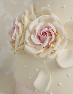 Peggy Porschen - perfect sugar roses