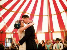 Casamento no circo? Lindo! #wedding #circus