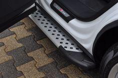 Praguri laterale / Side steps Audi Q7, Artemis, 4x4, Chrome, Style, Swag, Outfits
