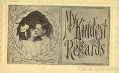 My Kindest Regards Romance & Love