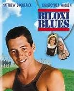 Biloxi Blues (1988). [PG-13] 106 mins. Starring: Matthew Broderick, Christopher Walken, Matt Mulhern, Corey Parker, Penelope Ann Miller and Park Overall